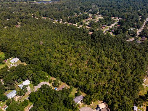 Larkway Development Tract : Tallahassee : Leon County : Florida