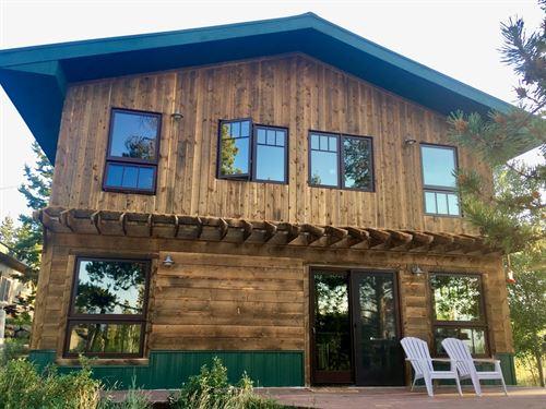 Mountain Home Investment Property : Tabernash : Grand County : Colorado