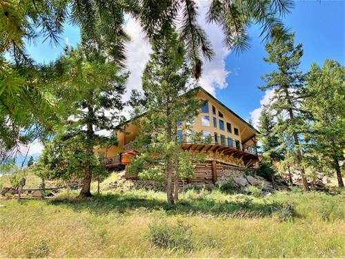 Willow Park Retreat : Lake City : Hinsdale County : Colorado