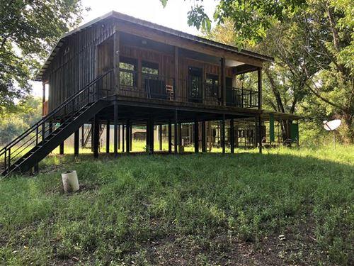 1000 Sq ft Cabin in Reydell : Stuttgart : Jefferson County : Arkansas