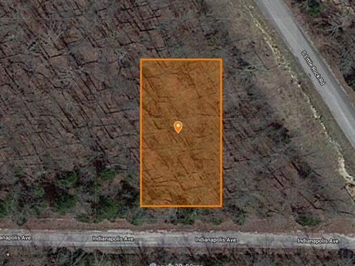 .29 Acres For Sale In Izard County : Horseshoe Bend : Izard County : Arkansas