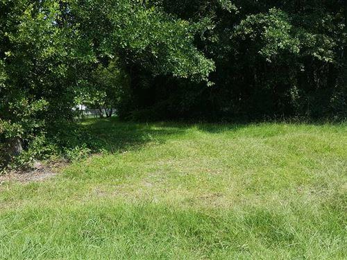 .32 Acre Vacant Lot Located : Holly Hill : Orangeburg County : South Carolina