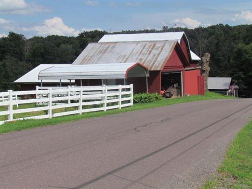 8 Acres, Beautiful Facility : Hunlock Creek : Luzerne County : Pennsylvania