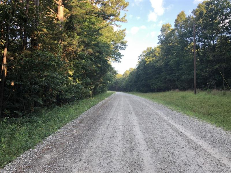 15.8 Ac, Cleburne County, Quitman : Quitman : Cleburne County : Arkansas