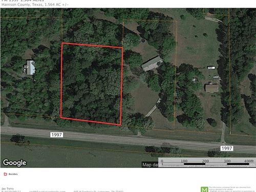 Lot Marshall TX 1.5 Acres Land To : Marshall : Harrison County : Texas
