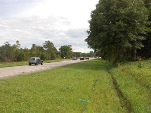5 Acres On Us Highway 301 C-170 : Starke : Bradford County : Florida