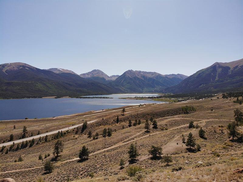 Colorado Lot Water Tap Paid +A12-29 : Twin Lakes : Lake County : Colorado