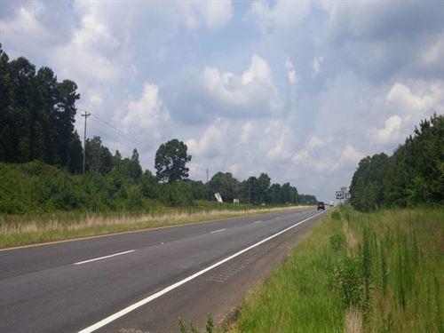 Potential Commercial Acreage N Ga : Nicholson : Jackson County : Georgia