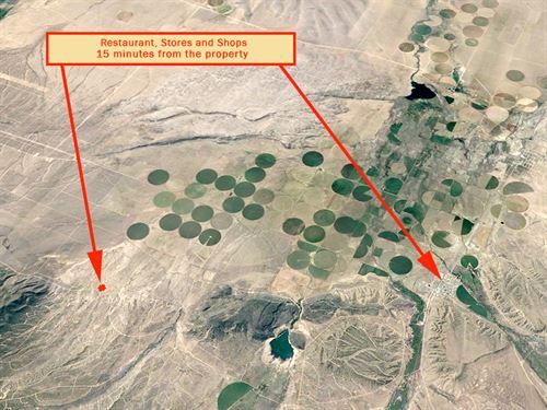 Over 5 Acres Near Fort Garland : Fort Garland : Costilla County : Colorado