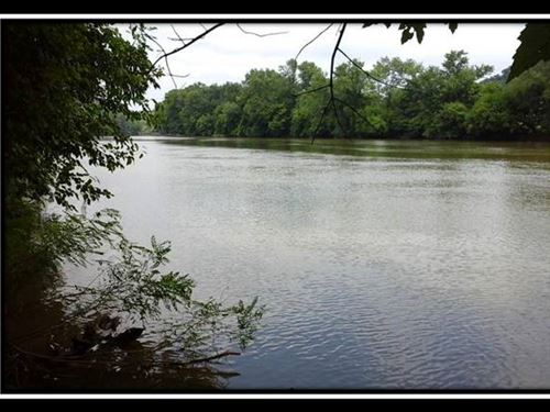Muskingum River Camp : McConnelsville : Morgan County : Ohio