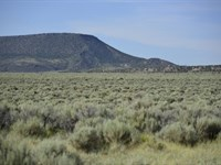 Beautiful Views And Buildable : Fort Garland : Costilla County : Colorado