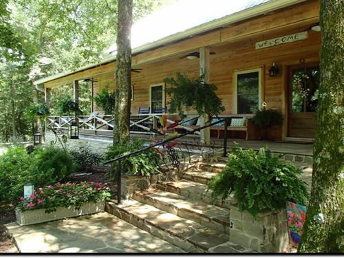 18.5 Acres With A Home In Neshoba : Philadelphia : Neshoba County : Mississippi