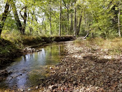 5.18 Acres Unrestricted Vacant Land : Linden : Perry County : Tennessee