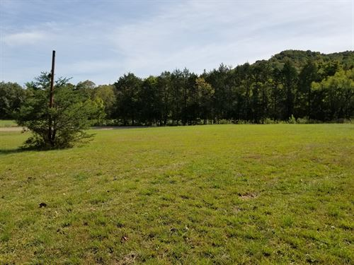 4.24 Acres For Sale : Linden : Perry County : Tennessee
