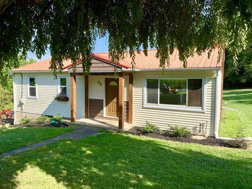 Peaceful Home On 10 Acres : Benton : Columbia County : Pennsylvania