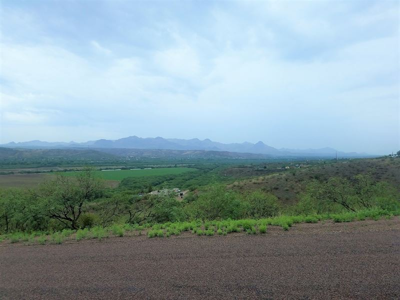 Amazing Prime Parcel, $180 P/Month : Rio Rico : Santa Cruz County : Arizona