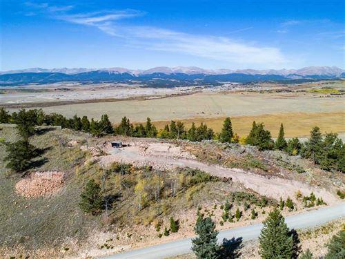 New Construction, 4.5 Miles of Pri : Fairplay : Park County : Colorado
