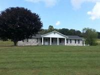 Beautiful Brick Home : Sneedville : Hancock County : Tennessee