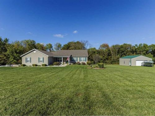 Beautiful Custom Built Home Sittin : Foley : Lincoln County : Missouri