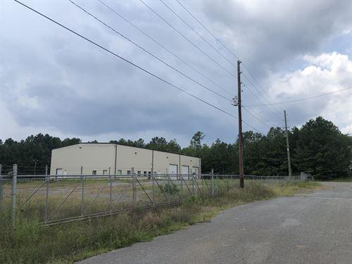 Industrial Property Cedartown, Polk : Cedartown : Polk County : Georgia