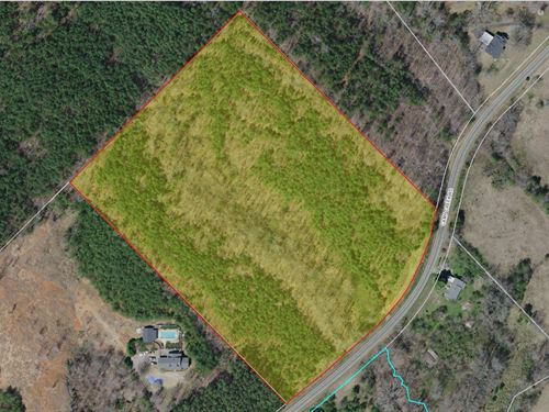 Rural Acres Near South Mountains : Rutherfordton : Rutherford County : North Carolina