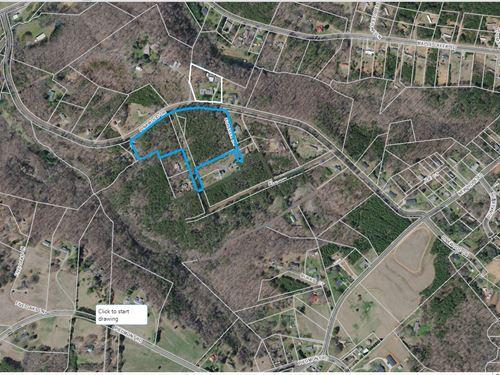 Rural Acreage : Rutherfordton : Rutherford County : North Carolina