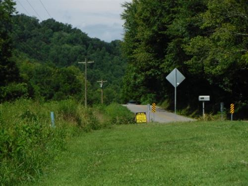 8+ Ac, Mtn Views, Country Setting : Celina : Clay County : Tennessee