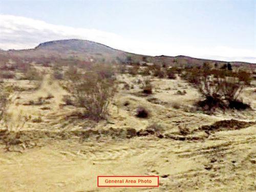 2.78 Acre Lot Ne Of California City : California City : Kern County : California