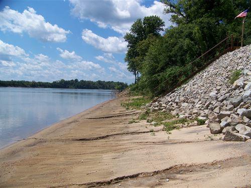 TN Riverfront Land, Waterfront : Crump : Hardin County : Tennessee
