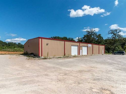 Commercial Building/Land For Sale : Poplar Bluff : Butler County : Missouri