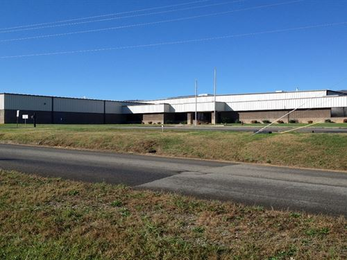 Rhs Industrial Building : Pikeville : Bledsoe County : Tennessee