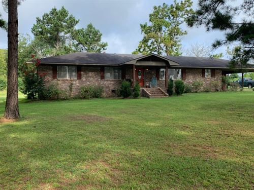 2 Acres With A Home In Lincoln Coun : Brookhaven : Lincoln County : Mississippi