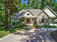 One Kind, Lakefront Home, East : Winnsboro : Wood County : Texas