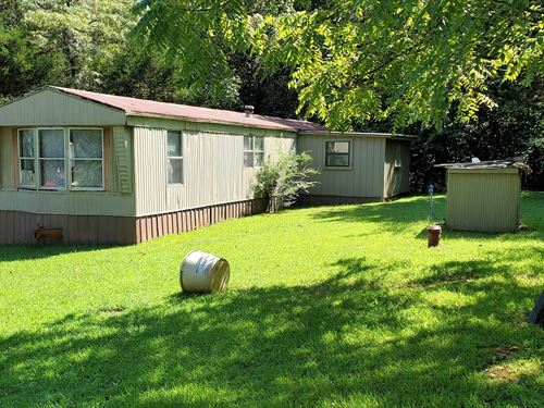 Country Home For Sale In Thayer, Mo : Thayer : Oregon County : Missouri