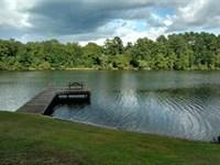 House On Golden Pond : Milledgeville : Baldwin County : Georgia