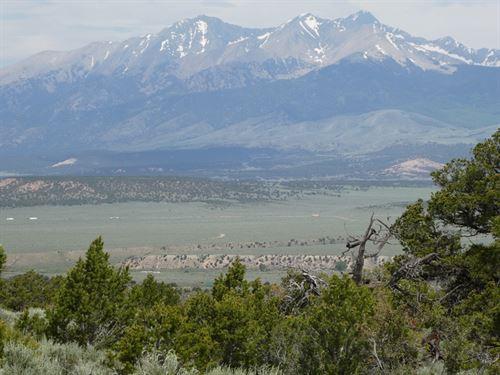 Trinchera Ranch Adjoining 5 Ac,Lots : Fort Garland : Costilla County : Colorado