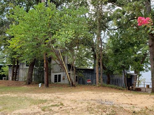 Lakefront Property Lake Palestine : Bullard : Cherokee County : Texas