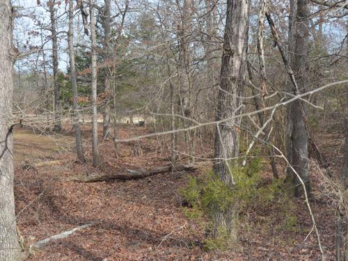Beautiful Piece Of Raw Land : Horseshoe Bend : Izard County : Arkansas