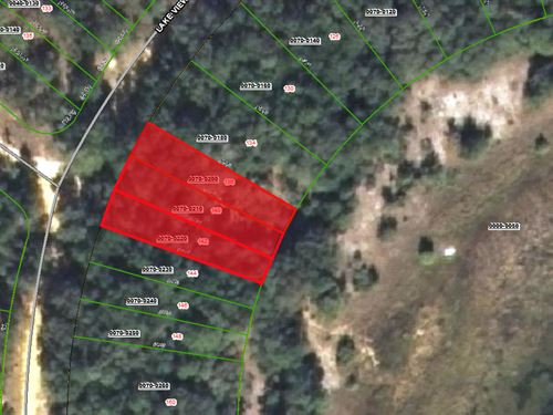 3 Buildable Lot Financing Avail : Inter : Putnam County : Florida