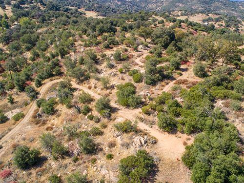Pine Hills View Property : Julian : San Diego County : California