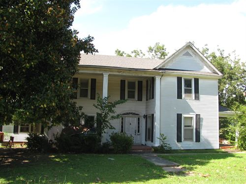 Country Home Fixer Upper Tennessee : Michie : McNairy County : Tennessee