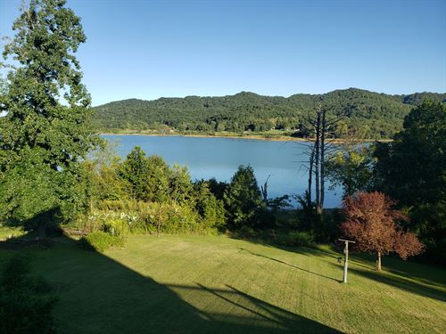 Cherokee Lake Front Home With Pool : Bean Station : Grainger County : Tennessee