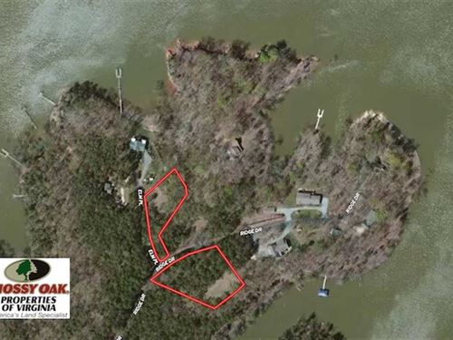 1.82 Acres of Recreational Land Fo : Clarksville : Mecklenburg County : Virginia
