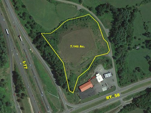 Ideal Advertising / Office Space : Hillsville : Carroll County : Virginia