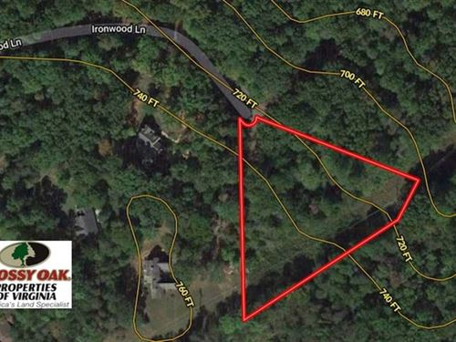 1.73 Acres Residential Building Lo : Nellysford : Nelson County : Virginia