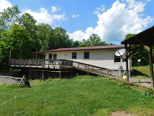 Oldtown MD Property Along Town : Oldtown : Allegany County : Maryland