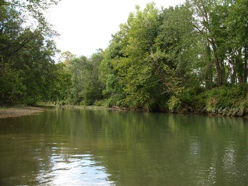 Great Kayaking Indian Creek Land TN : Savannah : Hardin County : Tennessee