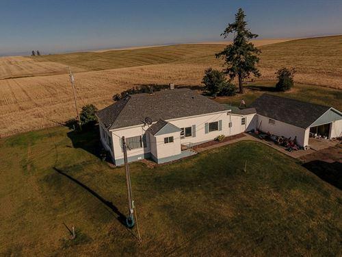 Country Home : Craigmont : Idaho County : Idaho