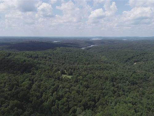 Sandstone Mountain : Rogers : Madison County : Arkansas