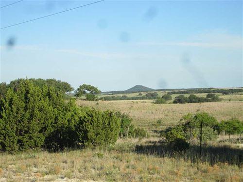 283 S Hwy 183 : Lometa : Mills County : Texas